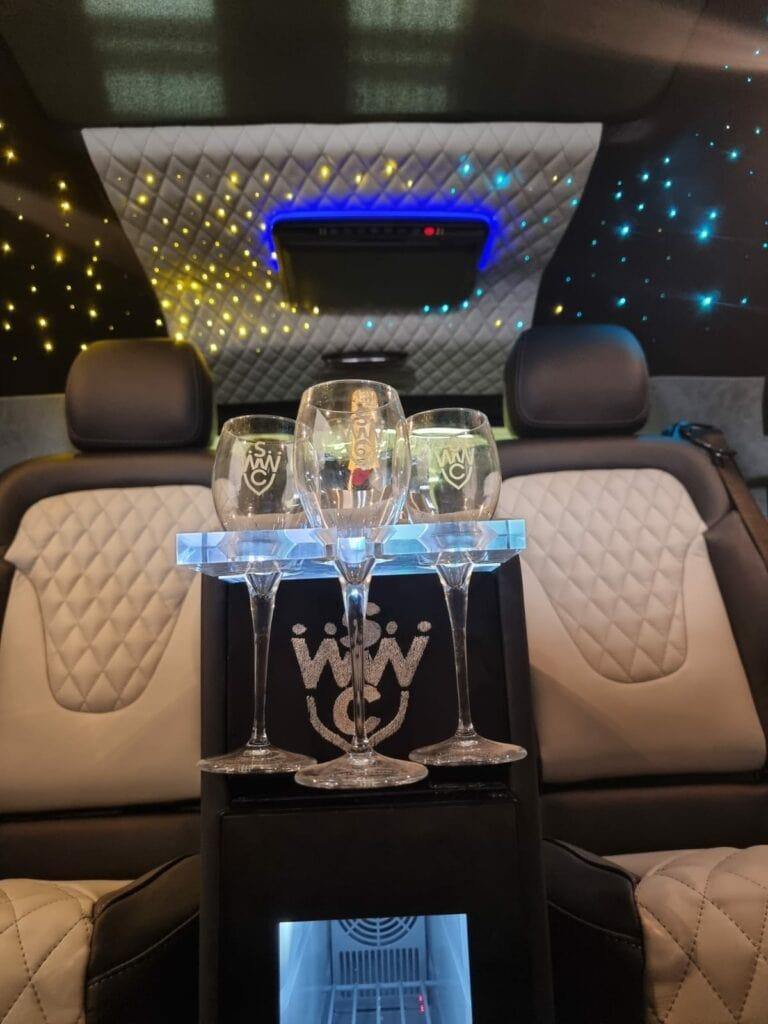 Luxury travel services